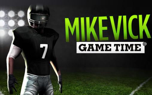Mike Vick: Game time. Football Screenshot