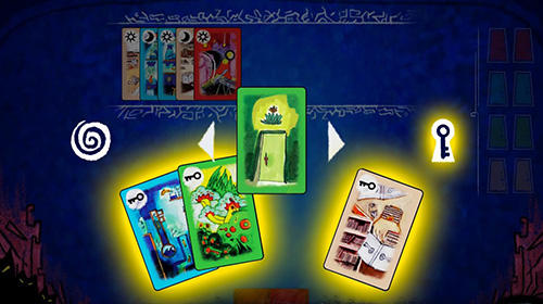 Onirim: Solitaire card game für Android