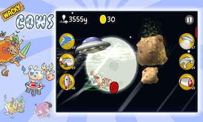 Wacky Cows screenshot 4