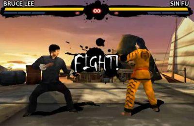 Jogo de luta: faça o download de Bruce Lee Lutador de Dragão para o seu telefone
