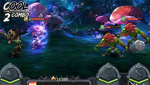Legends of 42 gods and heroes für Android