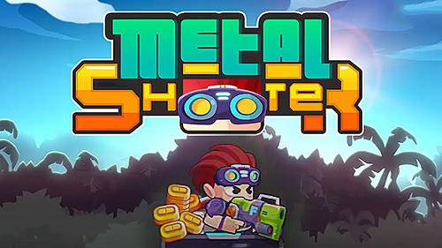 Metal shooter: Run and gun скриншот 1