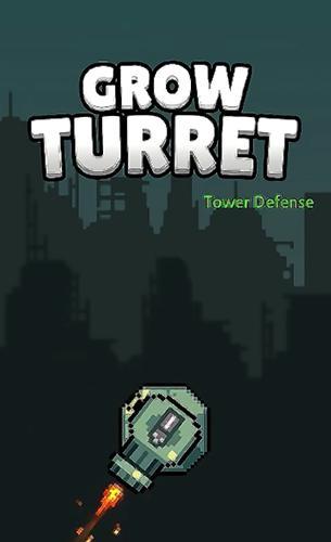 Grow turret: Idle clicker defense capture d'écran