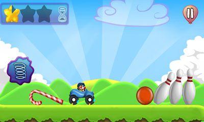 Arcade-Spiele Clown Car Mayhem für das Smartphone