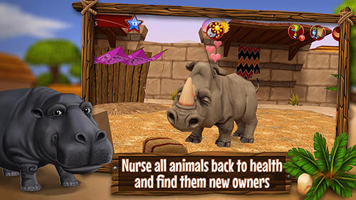 Pet world: Wildlife Africa para Android
