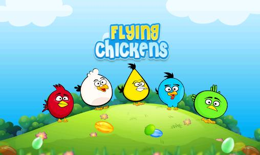 Flying chickens screenshot 1