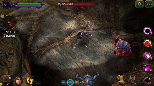 RPG: завантажити Кам'яний ангел на телефон