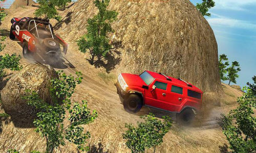 Racing games Downhill extreme driving 2017 for smartphone