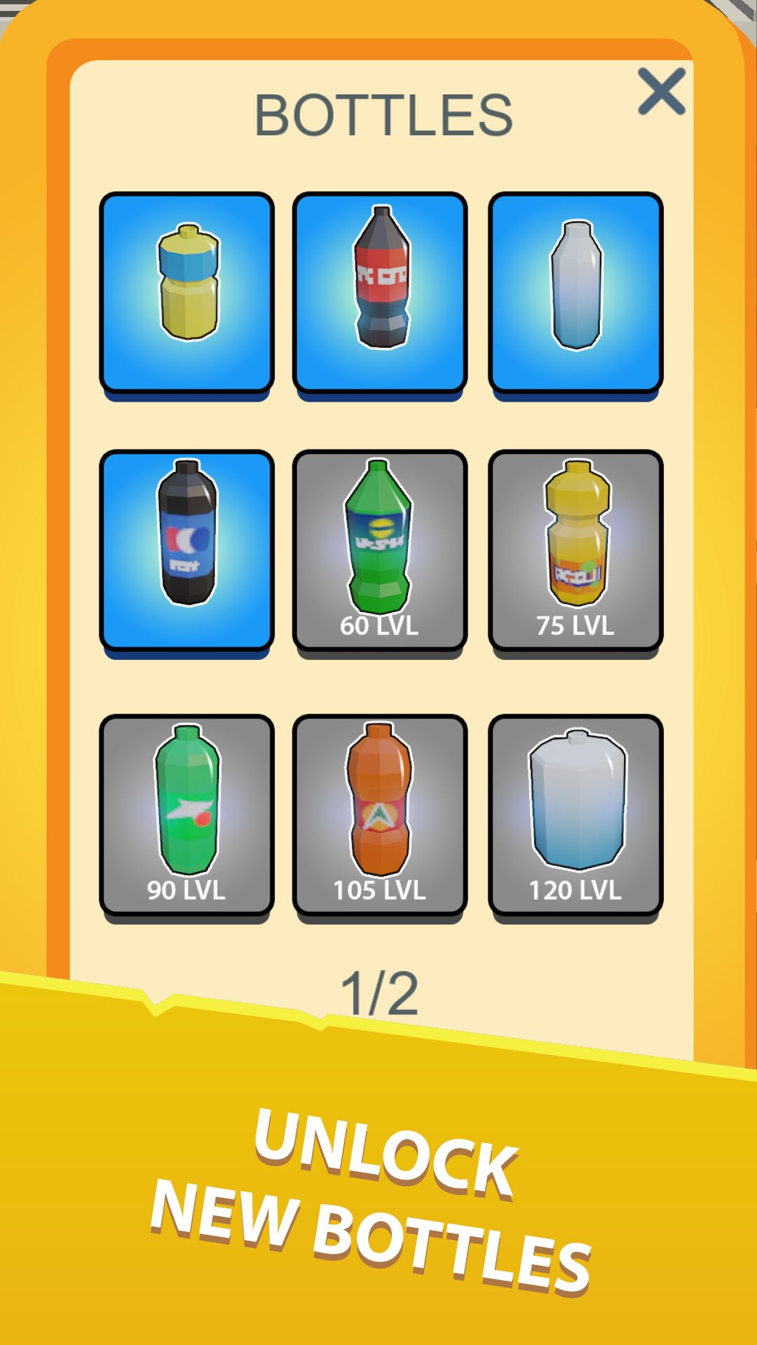 Bottle Blast! screenshot 1