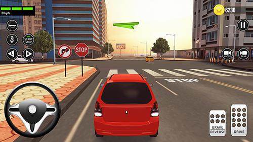 Driving academy: India 3D capture d'écran 1