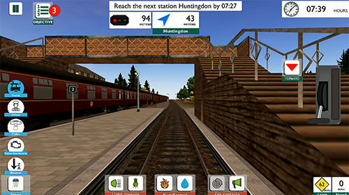 Classic train simulator: Britain para Android