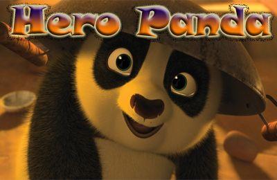 логотип Герой Панда