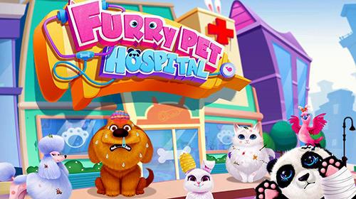 Furry pet hospital captura de tela 1