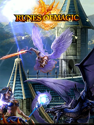 Runes of magic screenshot 1