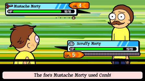 Pocket Mortys für Android