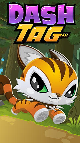 Dash tag: Fun endless runner! captura de pantalla 1