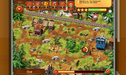 Lucky Luke: Transcontinental railroad builders für Android