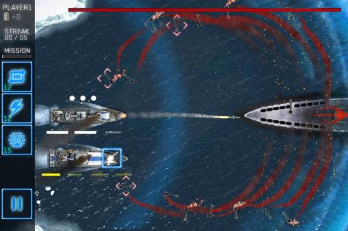 de navires Battle group 2 en français