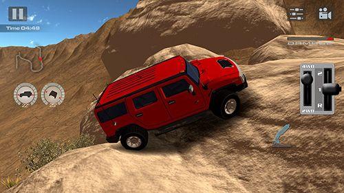 Condução Offroad: Deserto em português