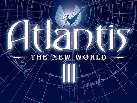logo Atlantis 3: Die neue Welt