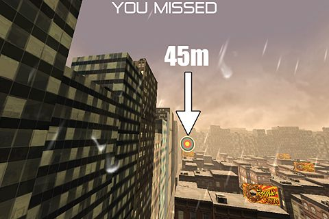 Das Pfeil Spiel für iPhone