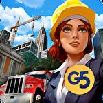 Virtual city: Playground Symbol