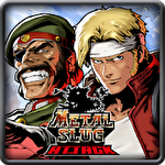 Иконка Metal slug attack