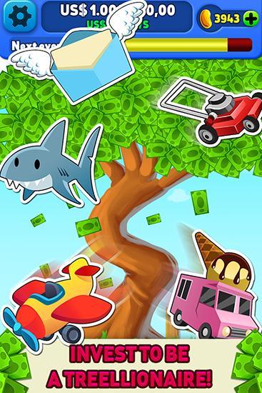 Money tree: Clicker game auf Deutsch