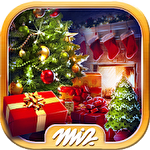 Hidden objects: Christmas trees icono