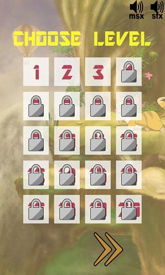 Logikspiele Awesome cat puzzle für das Smartphone