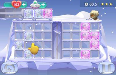 Screenshot Die Antarktis auf dem iPhone