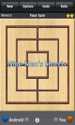 Nine Men's Morris Symbol