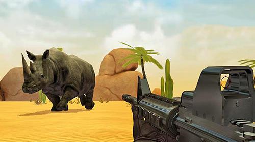 Safari hunt 2018 screenshot 2