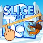 Slice the ice Symbol
