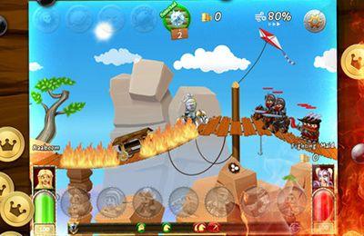 Multiplayerspiele: Lade Krieg Online - Verteidige dein Königreich auf dein Handy herunter