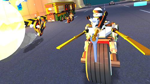 Action LEGO Ninjago: Ride ninja for smartphone