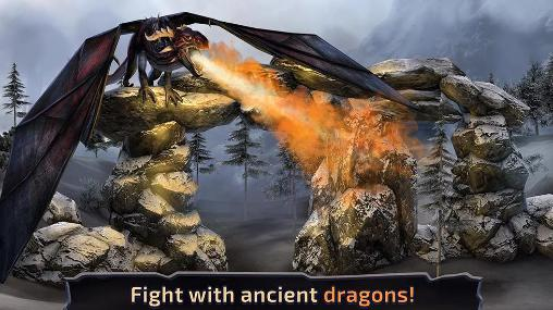 Action Survival island: Dragon clash für das Smartphone