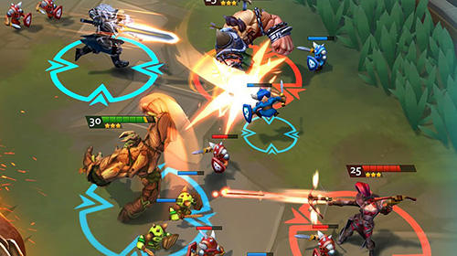 Champions destiny for Android