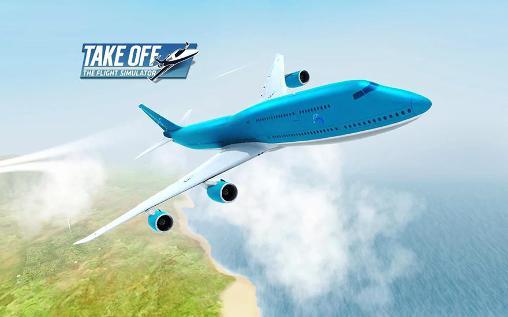 Take off: The flight simulator screenshot 1