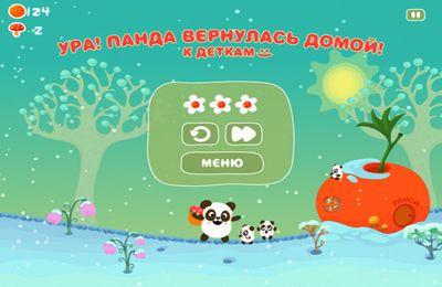 Screenshot Naschbär Panda HD auf dem iPhone