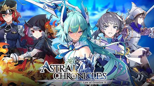 Astral сhronicles screenshots