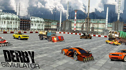 Derby simulator screenshot 1
