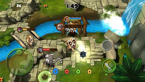 Action RPGs Fur fight auf Deutsch