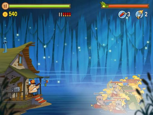 Swamp attack pour Android