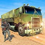US army truck simulator Symbol