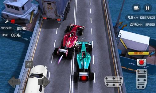 Race the traffic nitro Screenshot
