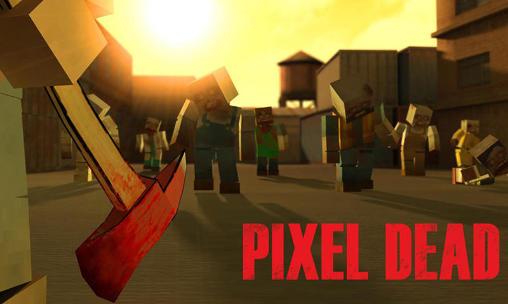 Pixel dead: Survival fps captura de pantalla 1