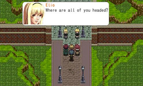 Android用 RPG エクリプス・オブ・イリュージョン