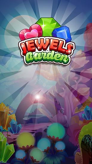 Jewels garden icono
