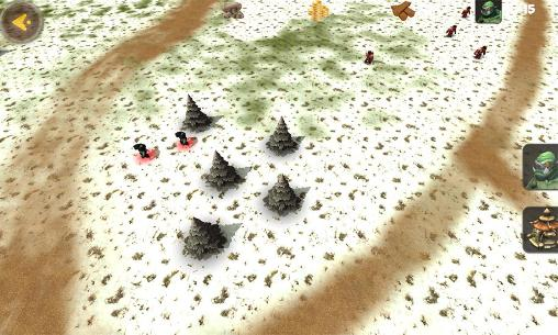 Orc war RTS screenshot 1